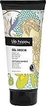 Düfte, Parfümerie und Kosmetik Duschgel mit Dattel und Vanille - Bio Happy Shower Gel Dates And Vanilla