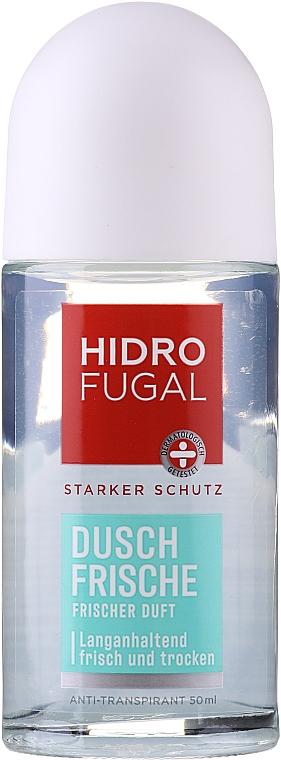 Deo Roll-on Antitranspirant mit frischem Duft - Hidrofugal Shower Fresh Roll-on