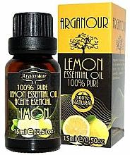 Düfte, Parfümerie und Kosmetik 100% Reines ätherisches Zitronenöl - Arganour Essential Oil Lemon