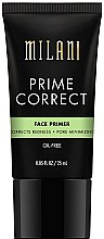 Düfte, Parfümerie und Kosmetik Porenminimierende Make-up Base - Milani Prime Correct Redness + Pore-Minimizing Face Primer