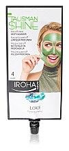 Düfte, Parfümerie und Kosmetik Reinigende Peel-Off Maske für das Gesicht - Iroha Nature Talisman Shine Love