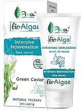 Düfte, Parfümerie und Kosmetik Intensiv verjüngendes Gesichtsserum mit grünem Kaviar - Ava Laboratorium Bio Alga Intensive Rejuvenation Face Seru