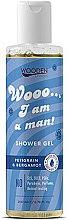 Düfte, Parfümerie und Kosmetik Duschgel mit Petigrain und Bergamotte - Wooden Spoon I Am A Man Shower Gel