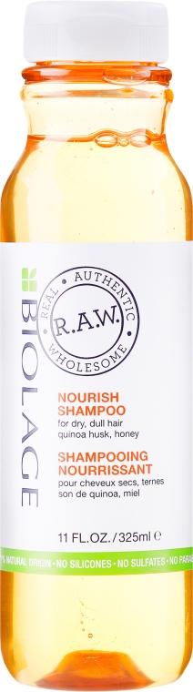 Nährendes Shampoo für trockenes Haar - Biolage R.A.W. Nourish