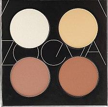 Düfte, Parfümerie und Kosmetik Konturpuder-Palette - Zoeva Contour Spectrum Contour Powder
