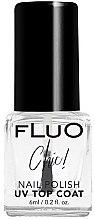 Düfte, Parfümerie und Kosmetik Nagelüberlack - Constance Carroll Fluo Chic UV Top Coat