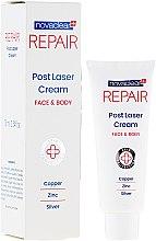 Düfte, Parfümerie und Kosmetik Gesichtscreme nach Laserbehandlungen - Novaclear Repair Post Laser Cream