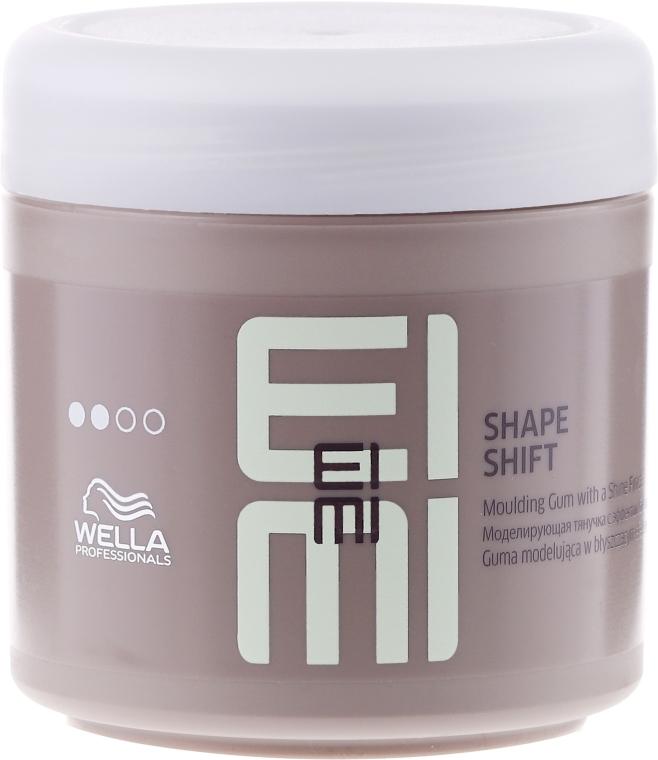 Modellierende Haarpaste für mehr Glanz - Wella Professionals EIMI Shape Shift