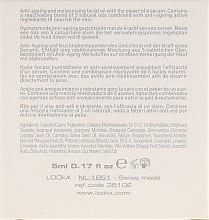 Feuchtigkeitsspendendes Anti-Aging Gesichtsöl - LOOkX Time Stop Oil — Bild N3