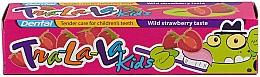 Düfte, Parfümerie und Kosmetik Zahnpasta für Kinder mit Erdbeere - Dental Tra-La-La Kids Strawberry Toothpaste