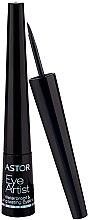 Düfte, Parfümerie und Kosmetik Eyeliner - Astor Eye Artist Waterproof Eyeliner