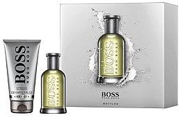 Düfte, Parfümerie und Kosmetik Hugo Boss Boss Bottled - Duftset (Eau de Toilette 50ml + Duschgel 100ml)