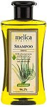 Düfte, Parfümerie und Kosmetik Shampoo - Melica Organic Shine Shampoo
