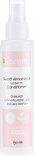 Düfte, Parfümerie und Kosmetik Haarspülung mit Mandelöl und Hyaluronsäure ohne Ausspülen - Nacomi No-Rinse With Sweet Almond & Hyaluronic Acid Conditioner