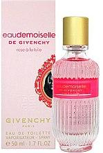 Düfte, Parfümerie und Kosmetik Givenchy Eaudemoiselle Rose A La Folie - Eau de Toilette