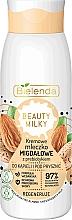 Düfte, Parfümerie und Kosmetik Aufweichende Duschmilch mit Mandel - Bielenda Beauty Milky Regenerating Almond Shower & Bath Milk