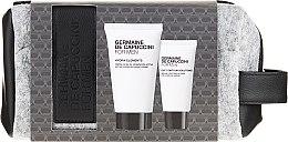 Düfte, Parfümerie und Kosmetik Gesichtspflegeset - Germaine de Capuccini For Men (Gesichtscreme 50ml + Augenserum 15ml)