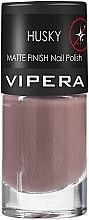 Düfte, Parfümerie und Kosmetik Matter Nagellack - Vipera Husky