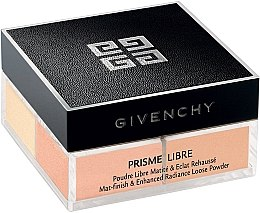 Düfte, Parfümerie und Kosmetik Loser Gesichtspuder - Givenchy Prisme Libre Mat-finish & Enhanced Radiance Loose Powder