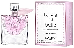 Düfte, Parfümerie und Kosmetik Lancome La Vie Est Belle Flowers Of Happiness - Eau de Parfum