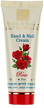 Düfte, Parfümerie und Kosmetik Multivitamin Hand- und Nagelcreme Rose - Health and Beauty Cream