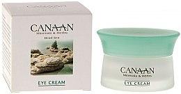 Augenkonturcreme - Canaan Minerals & Herbs Eye Cream — Bild N1