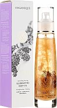 Düfte, Parfümerie und Kosmetik Glättendes und pflegendes Körperöl - Organique Eternal Gold Nourishing Body Oil