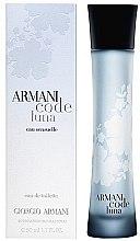 Düfte, Parfümerie und Kosmetik Giorgio Armani Armani Code Luna - Eau de Toilette