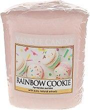 Düfte, Parfümerie und Kosmetik Votivkerze Rainbow Cookie - Yankee Candle Rainbow Cookie Sampler Votive