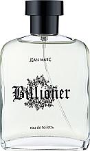 Düfte, Parfümerie und Kosmetik Jean Marc Billioner - Eau de Toilette
