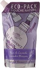 Düfte, Parfümerie und Kosmetik Duschgel in Eco Pack mit ätherischen Ölen und Lavendelblüten - Ma Provence Shower Gel Lavender