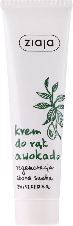 Handcreme mit Avocadoöl - Ziaja Hand Cream — Bild N1