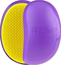 Düfte, Parfümerie und Kosmetik Entwirrbürste lila-gelb - Tangle Teezer Salon Elite Purple&Yellow