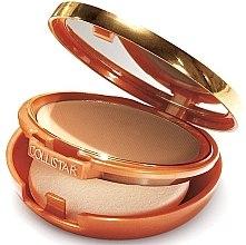Düfte, Parfümerie und Kosmetik Kompakte Bräunigungscreme mit mittelstarker Deckkraft SPF 6 - Collistar Tanning Compact Cream SPF 6