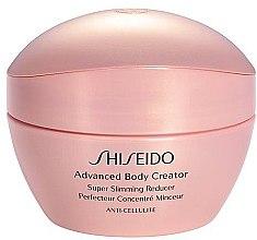 Düfte, Parfümerie und Kosmetik Anti-Cellulite Körpercreme - Shiseido Advanced Body Creator Super Slimming Reducer