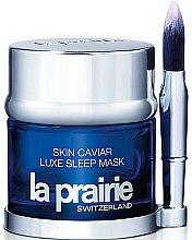Düfte, Parfümerie und Kosmetik Nachtgesichtsmaske mit Honig - La Prairie Skin Caviar Luxe Sleep Mask