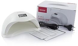 Düfte, Parfümerie und Kosmetik UV/LED Lampe 48 Watt weiß - Sunone SUN5