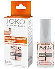 Düfte, Parfümerie und Kosmetik Regenerierender Nagelhärter mit Proteine und Silikon - Joko Nail