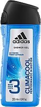 Düfte, Parfümerie und Kosmetik 3in1 Feuchtigkeitsspendendes Duschgel für Körper, Haar und Gesicht - Adidas Climacool 3in1 Shower Gel Body&Hair&Face