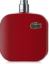 Düfte, Parfümerie und Kosmetik Lacoste Eau De L.12.12 Rouge - Eau de Toilette (Tester ohne Deckel)