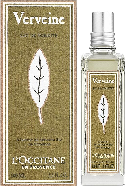 L'Occitane Verbena - Eau de Toilette  — Bild N2