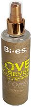 Düfte, Parfümerie und Kosmetik Bi-Es Love Forever Green - Körperspray