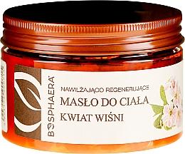"""Düfte, Parfümerie und Kosmetik Feuchtigkeitsspendende und regenerierende Körperbutter """"Kirschblüte"""" - Bosphaera"""
