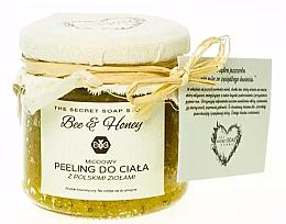 Düfte, Parfümerie und Kosmetik Körperpeeling Honig - The Secret Soap Store Bee & Honey