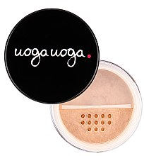 Puder-Foundation mit Bernstein - Uoga Uoga Natural Foundation Powder with Amber SPF 15 — Bild N2