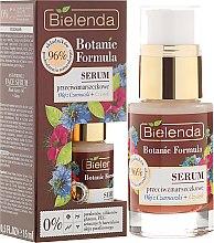Düfte, Parfümerie und Kosmetik Anti-Falten Gesichtsserum mit Schwarzkümmelöl und Zistrose - Bielenda Botanic Formula Black Seed Oil + Cistus Anti-Wrinkle Serum
