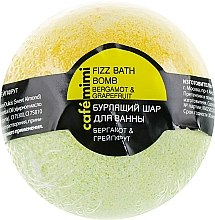 Düfte, Parfümerie und Kosmetik Badebombe Bergamotte & Grapefruit - Cafe Mimi Bubble Ball Bath