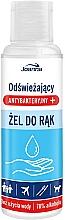 Düfte, Parfümerie und Kosmetik Erfrischendes antibakterielles Handreinigungsgel - Joanna Hand Antibacterial Gel