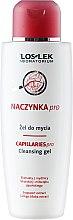 Düfte, Parfümerie und Kosmetik Gesichtsreinigungsgel - Floslek Dilated Capillaries Line Cleansing Gel