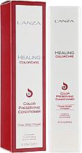 Düfte, Parfümerie und Kosmetik Farbschutz-Conditioner - L'Anza Healing ColorCare Color-Preserving Conditioner